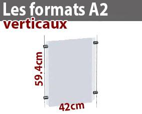 Le format A2 vertical