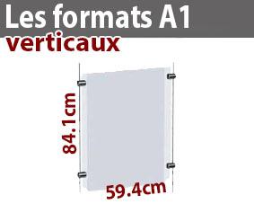 Le format A1 vertical