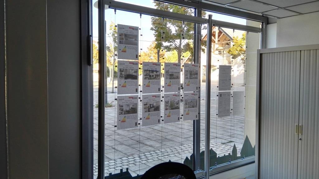 Possibilité de coupler vos portiques (exemple d'un client)